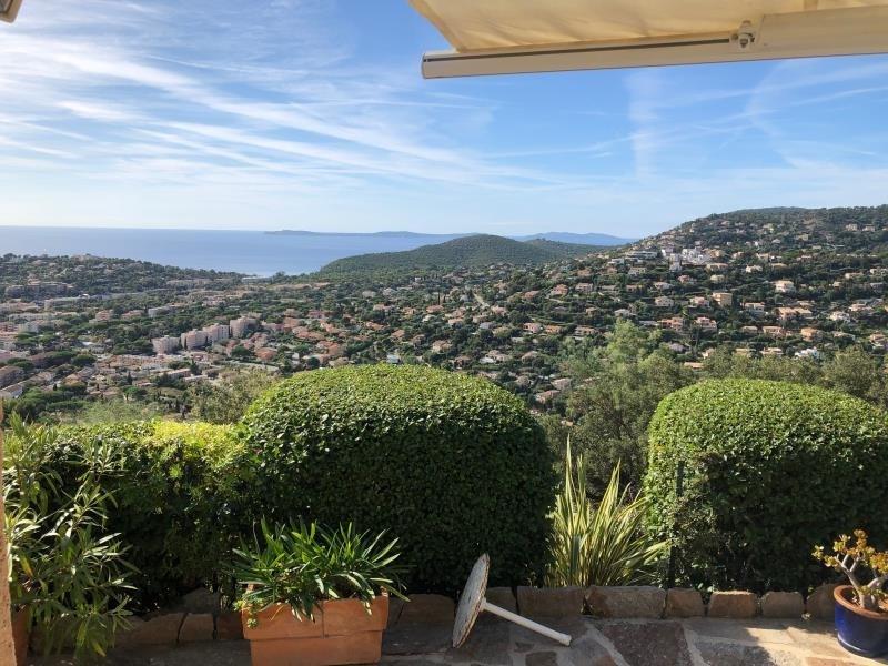 Vente maison / villa Cavalaire sur mer 550000€ - Photo 1