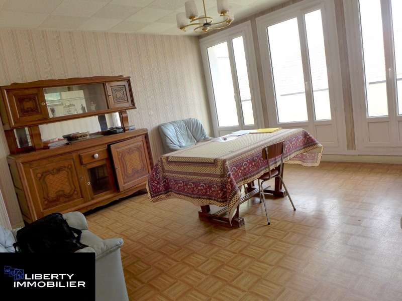 Vente appartement Trappes 155000€ - Photo 1