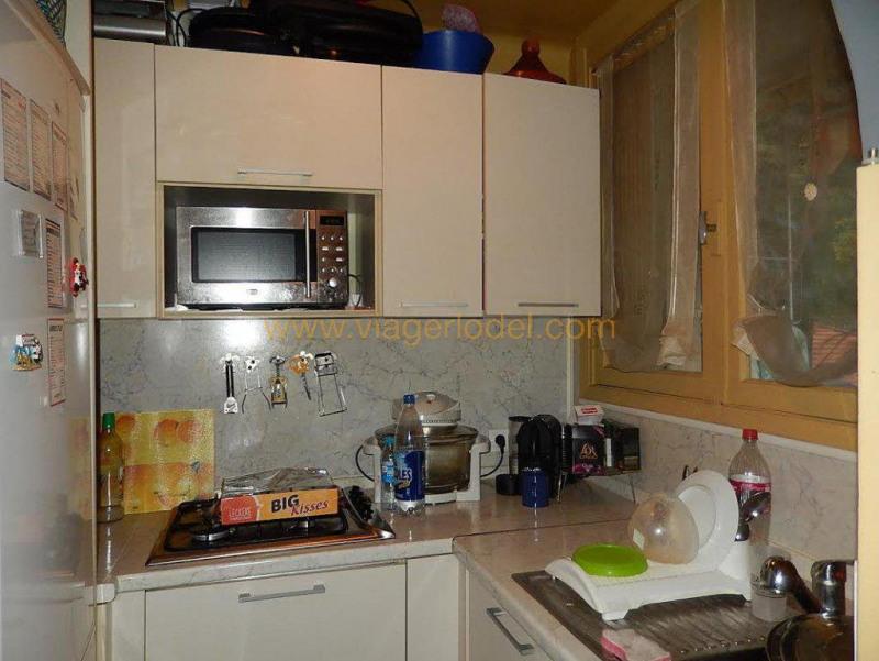 Lijfrente  appartement Menton 32500€ - Foto 4
