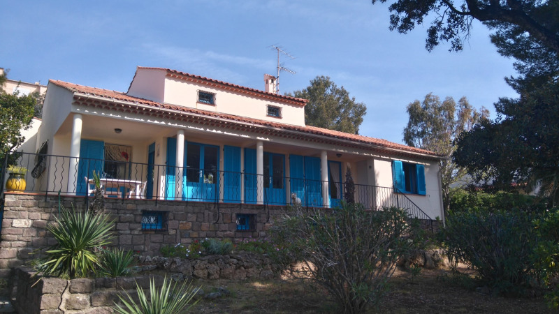 Vacation rental house / villa Les issambres 875€ - Picture 6