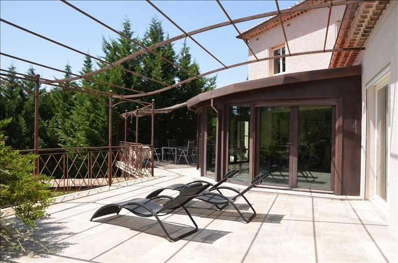 Vente de prestige maison / villa Vallon pont d arc 613 600€ - Photo 13