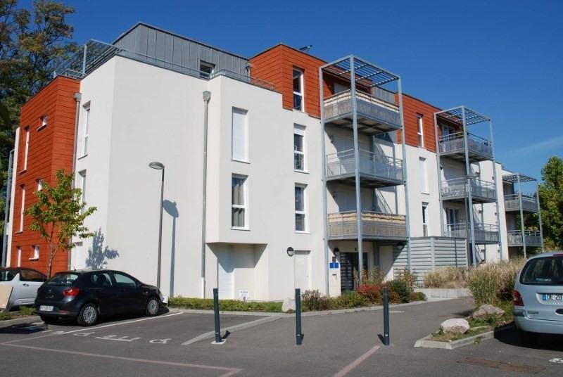 Rental apartment Eckbolsheim 655€ CC - Picture 3
