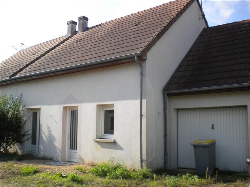 Location maison / villa Villiers sur loir 505€ CC - Photo 1