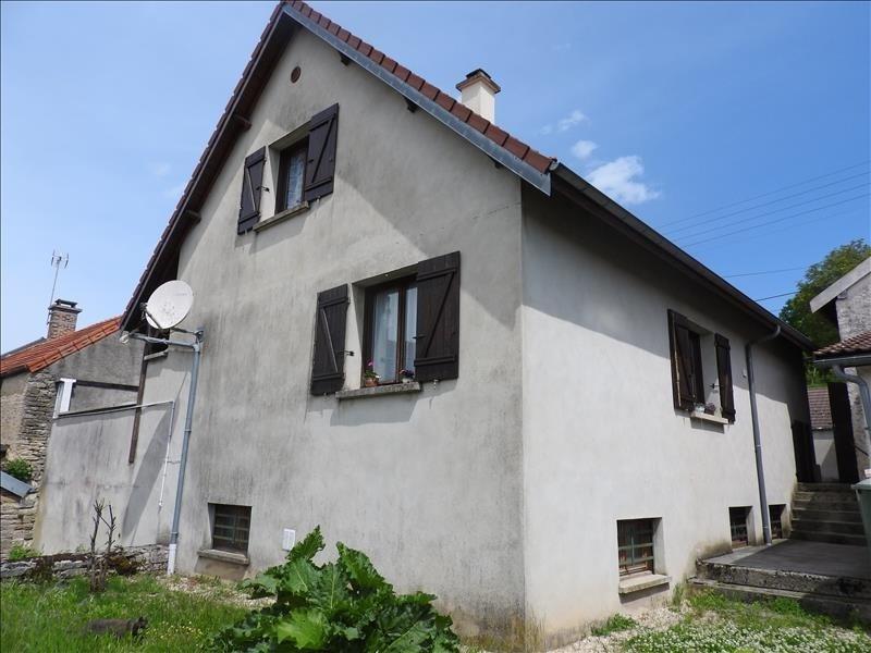 Sale house / villa Village proche chatillon 134000€ - Picture 15