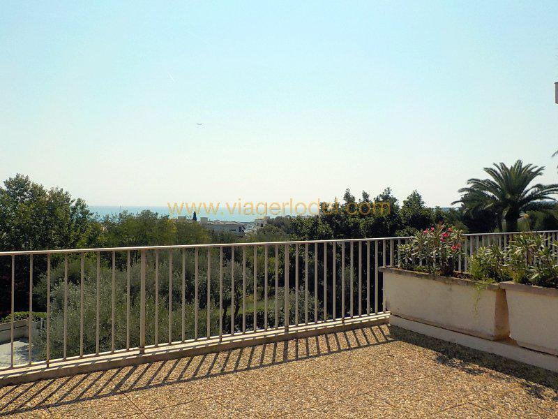 Life annuity apartment Antibes 95 000€ - Picture 5