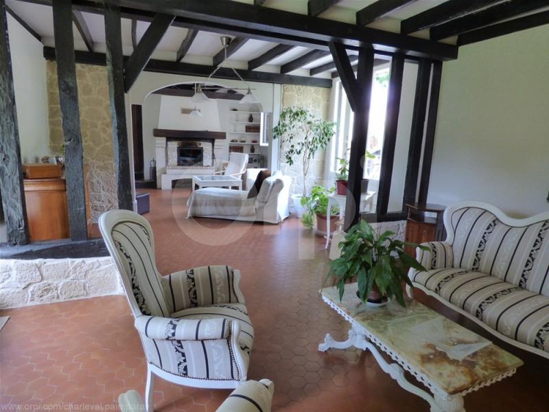 Sale house / villa Lyons la foret 331000€ - Picture 8