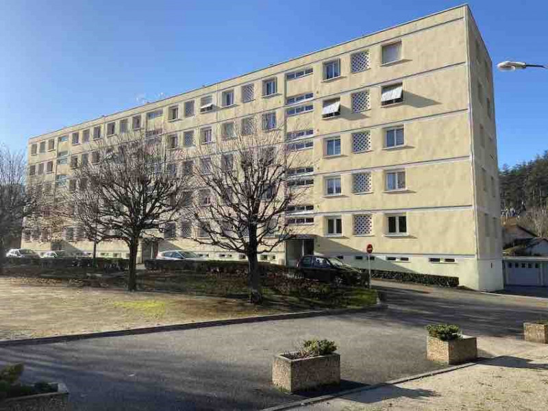 Vendita appartamento Unieux 82000€ - Fotografia 6