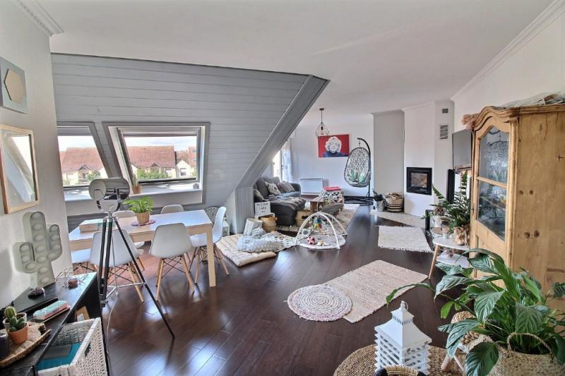 Sale apartment Strasbourg 217300€ - Picture 1