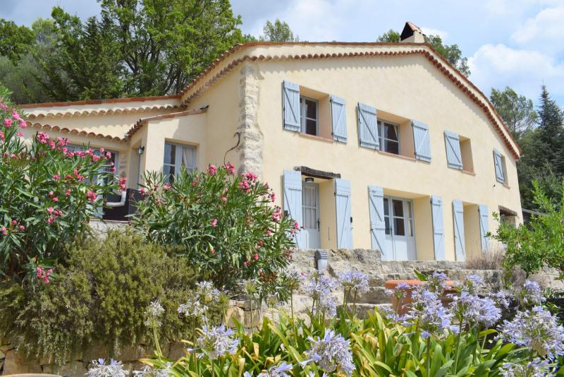 Venta de prestigio  casa Fayence 892000€ - Fotografía 4