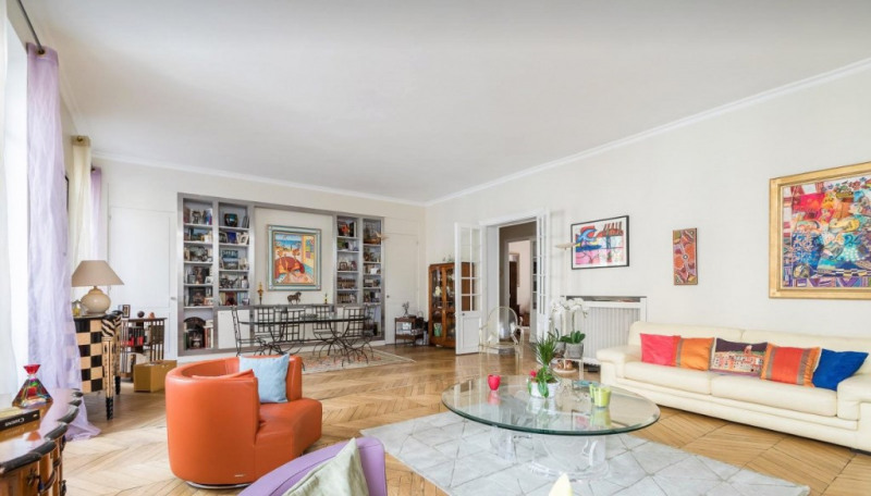Vente de prestige appartement Paris 17ème 1 380 000€ - Photo 1