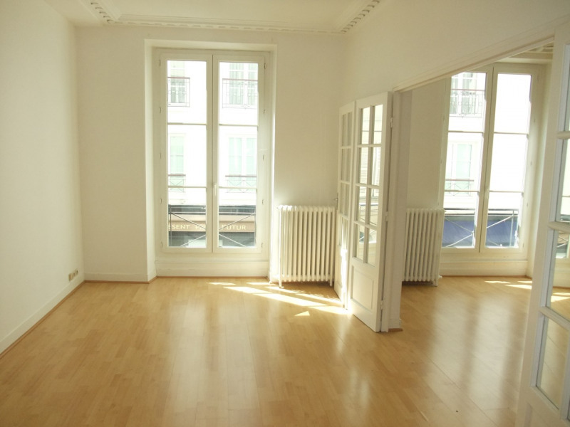 Rental apartment Paris 8ème 3 500€ CC - Picture 1