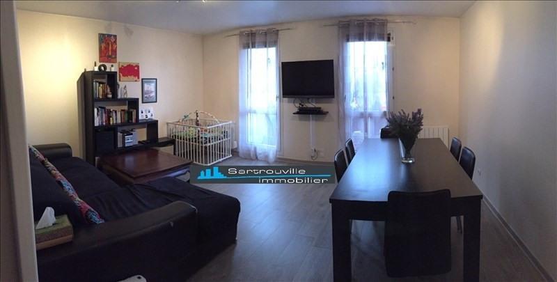 Sale apartment Sartrouville 215000€ - Picture 1