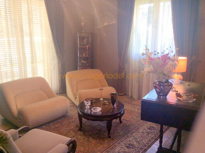 Verkauf auf rentenbasis haus Perpignan 182000€ - Fotografie 2
