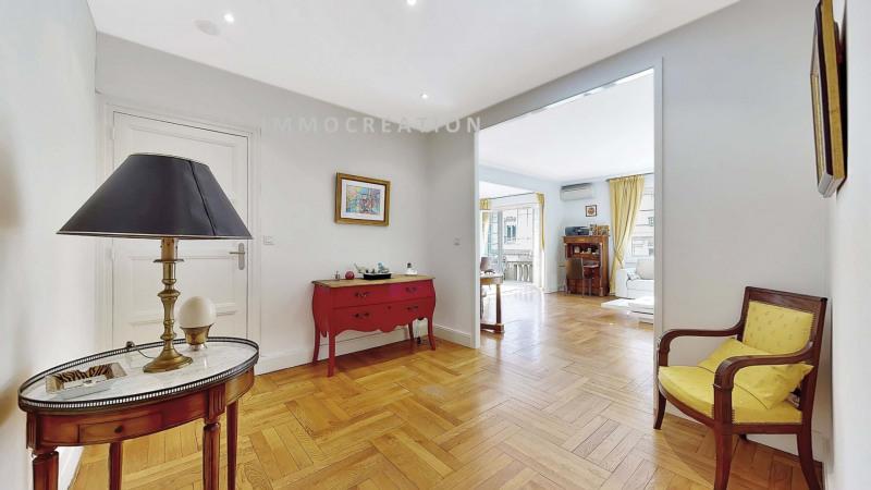 Vente de prestige appartement Lyon 6ème 580000€ - Photo 6