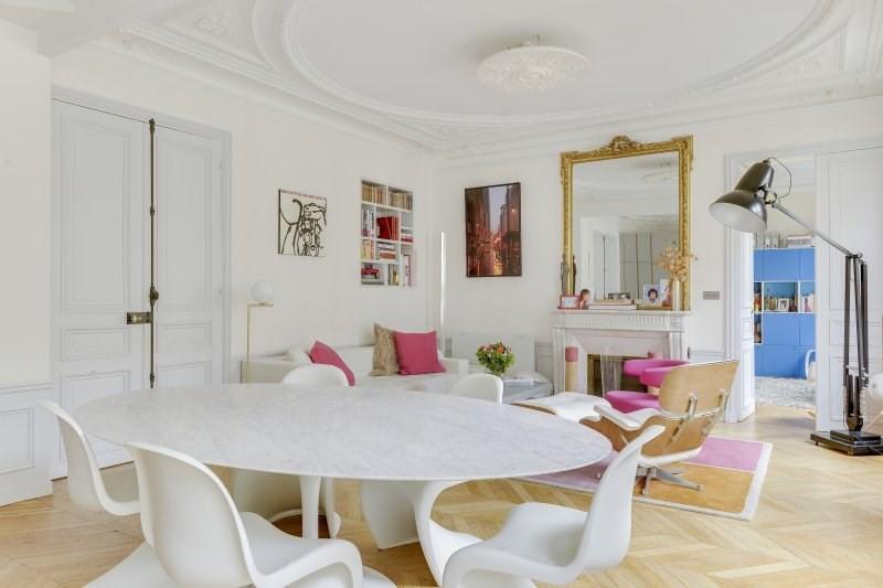 Vente de prestige appartement Paris 5ème 2150000€ - Photo 2
