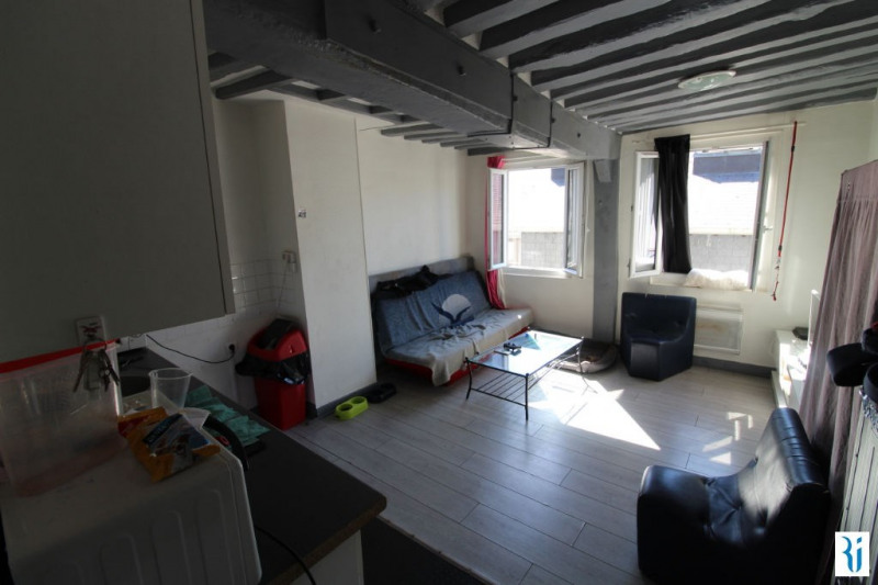 Venta  apartamento Rouen 65200€ - Fotografía 2