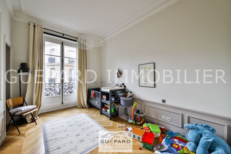 Deluxe sale apartment Paris 17ème 2 790 000€ - Picture 9