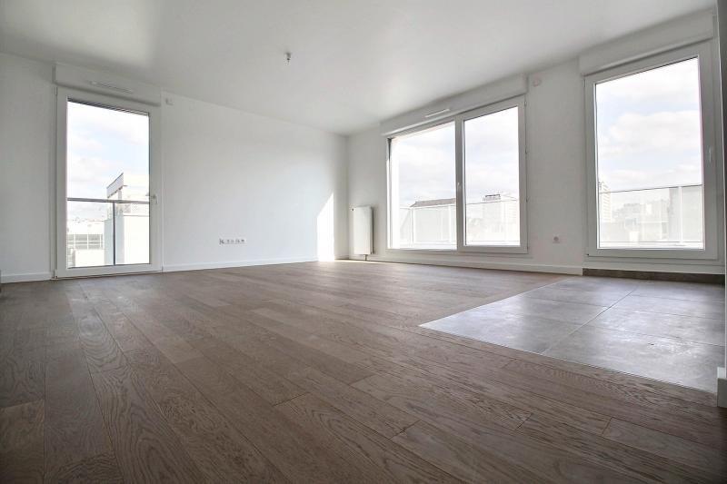 Deluxe sale apartment Issy les moulineaux 770000€ - Picture 2
