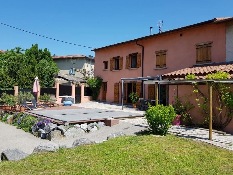 Vente maison / villa St clair du rhone 349000€ - Photo 1