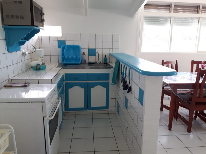 Location appartement Sainte anne 680€ CC - Photo 1