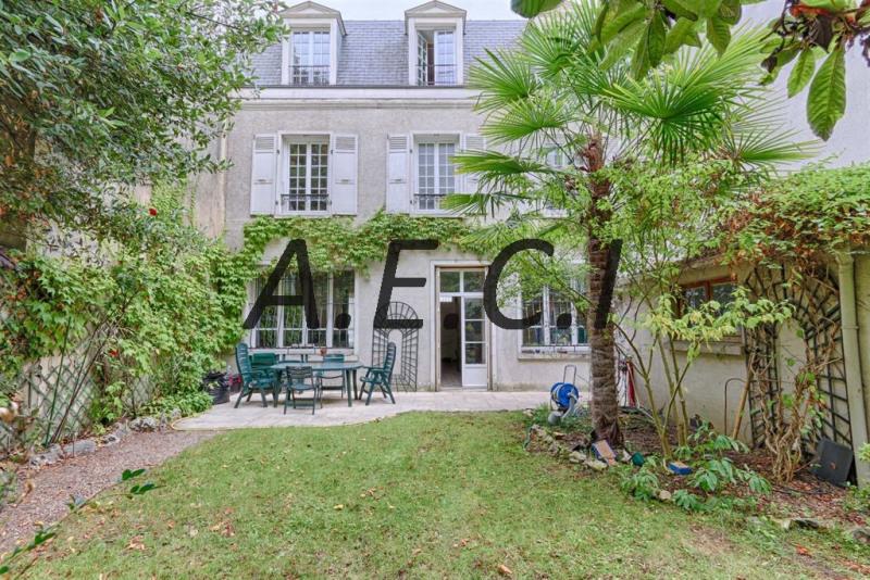 Deluxe sale house / villa Asnieres sur seine 1640000€ - Picture 2