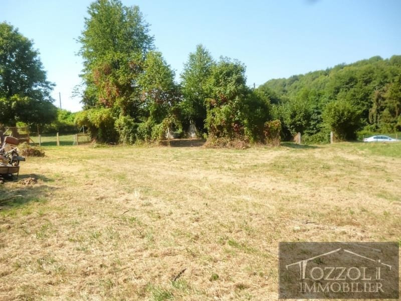 Sale site Montrevel 66 000€ - Picture 1