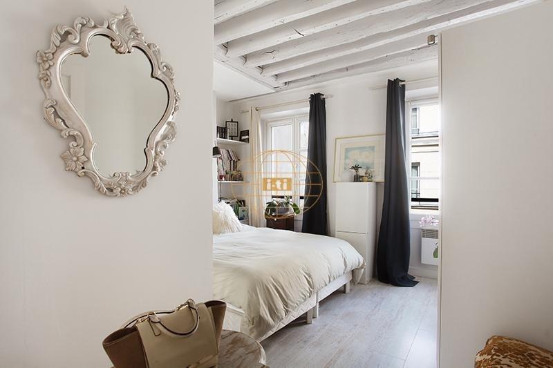 Vente appartement Paris 3ème 830000€ - Photo 6