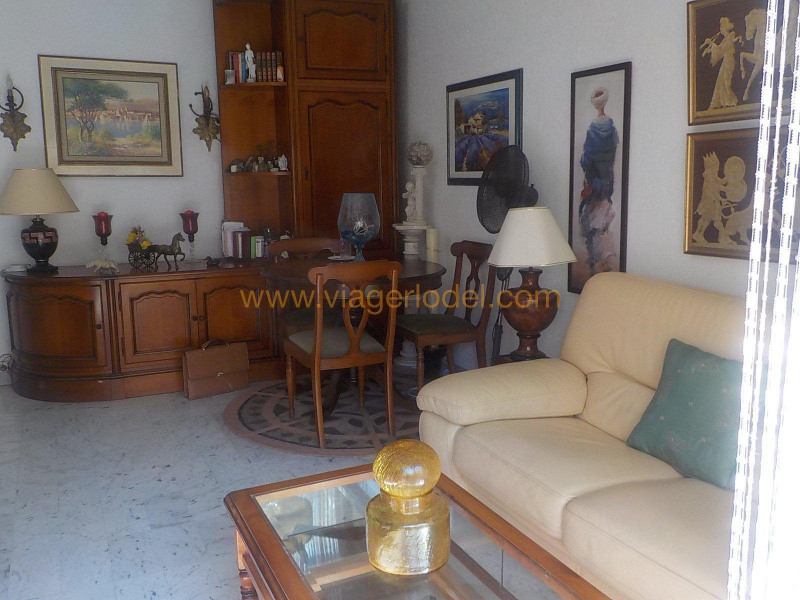 Life annuity apartment Antibes 60 000€ - Picture 3