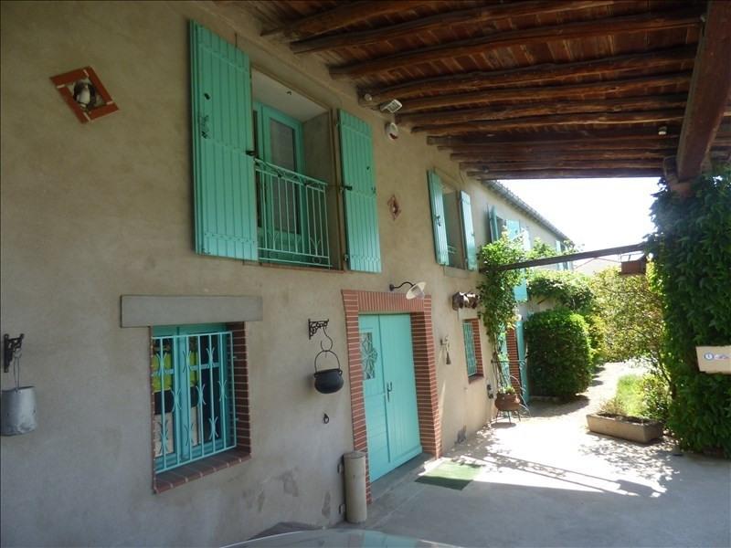 Sale house / villa Aussillon 228000€ - Picture 1