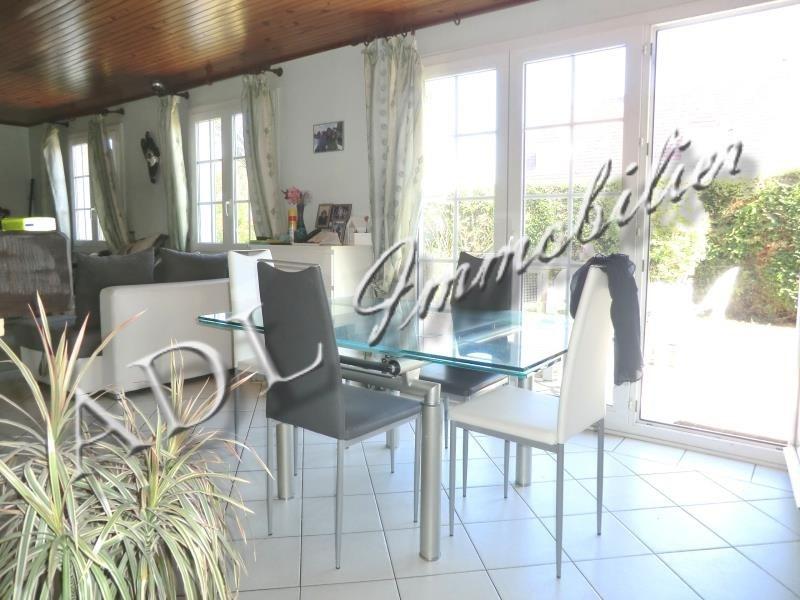 Vente maison / villa La chapelle en serval 364000€ - Photo 9