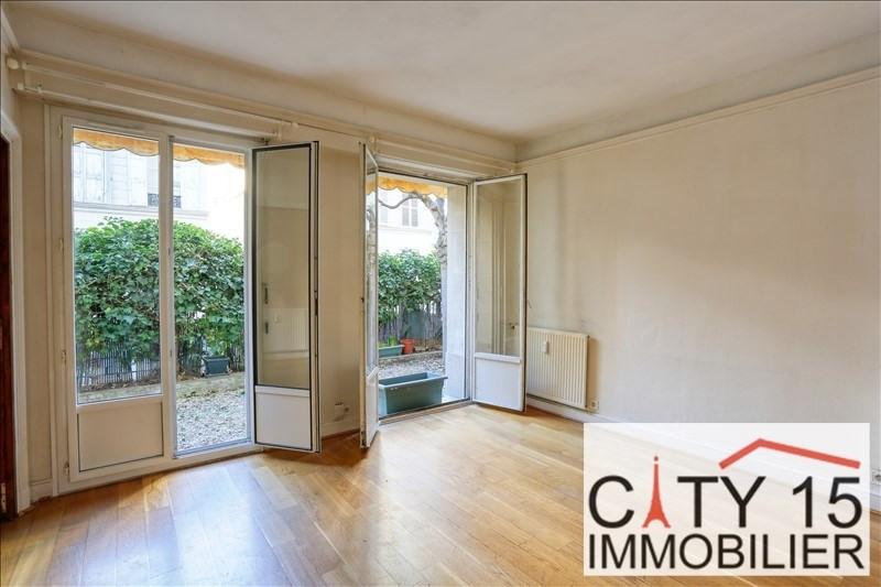 Venta  apartamento Paris 15ème 598000€ - Fotografía 9
