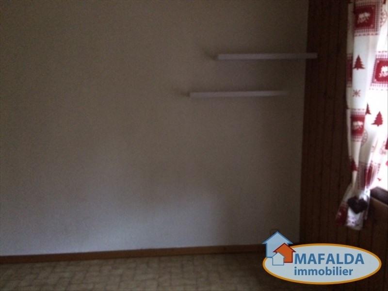Vente appartement Mont saxonnex 36000€ - Photo 4