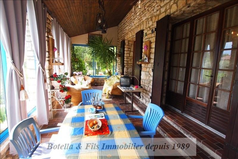 Verkoop  huis Goudargues 354000€ - Foto 9