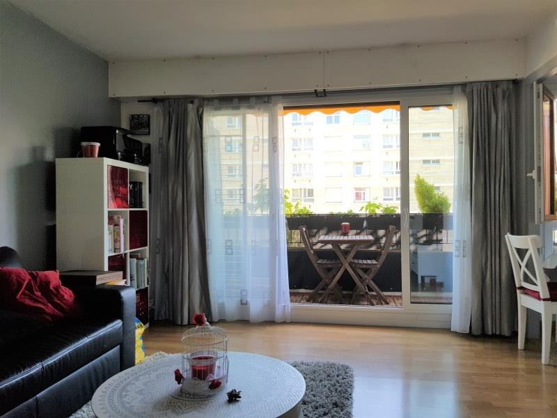 Sale apartment Meudon la foret 230 000€ - Picture 2