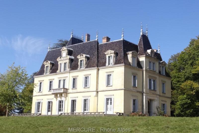 Vente de prestige château Pont-d'ain 1250000€ - Photo 1