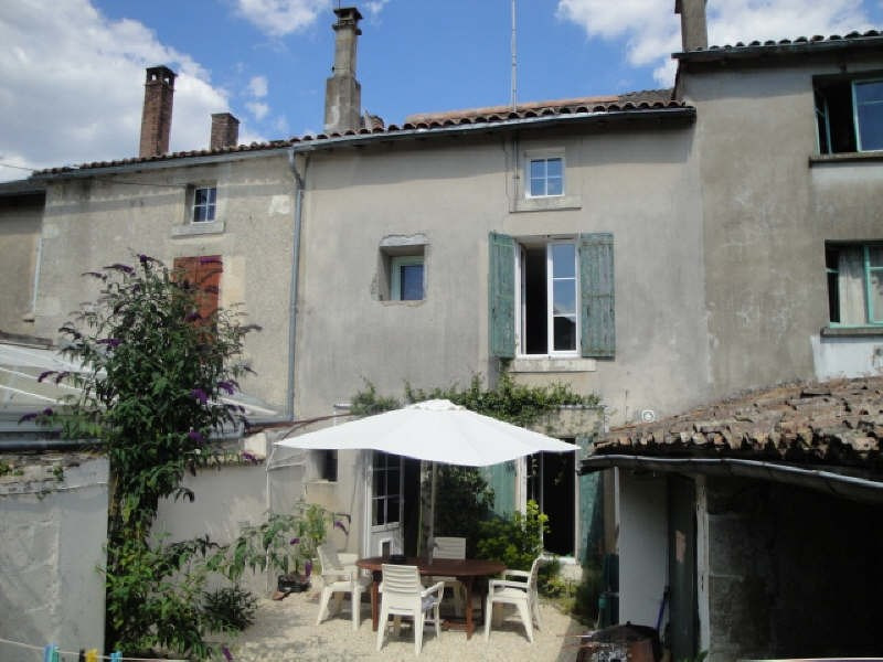 Vente maison / villa La mothe st heray 81 000€ - Photo 6