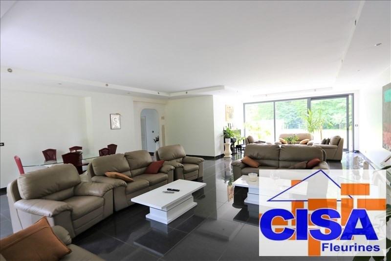 Deluxe sale house / villa Lamorlaye 830000€ - Picture 3