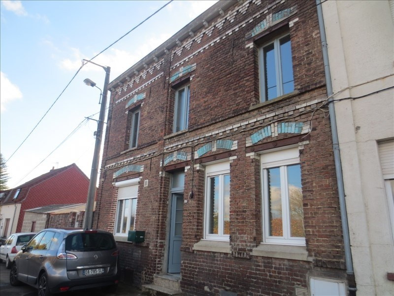 Location maison / villa Lillers 530€ CC - Photo 1