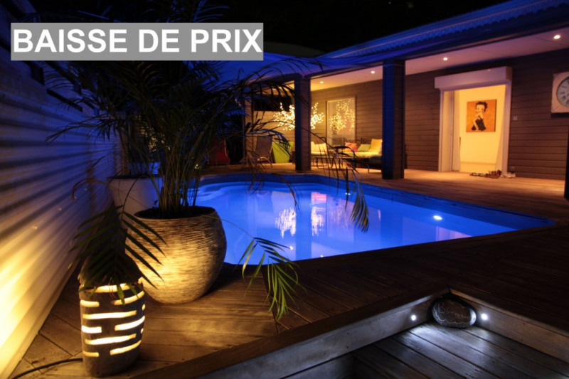 Deluxe sale house / villa Saint leu 635 000€ - Picture 1