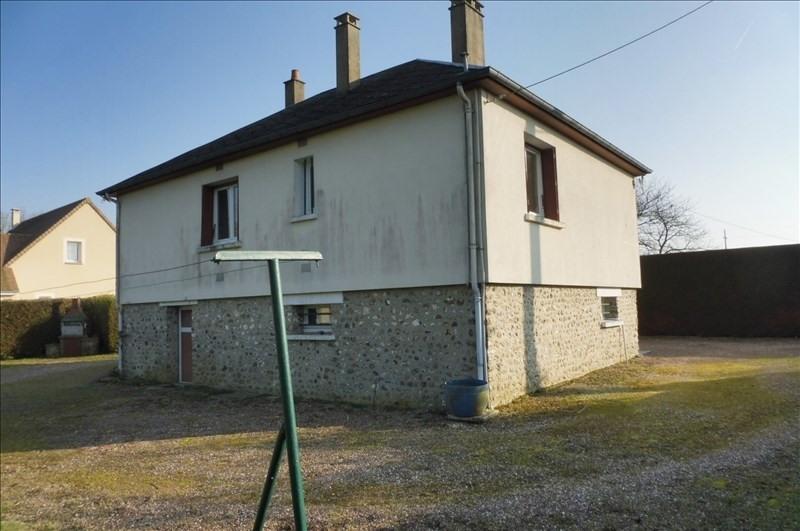 Vente maison / villa Tourouvre 64000€ - Photo 4