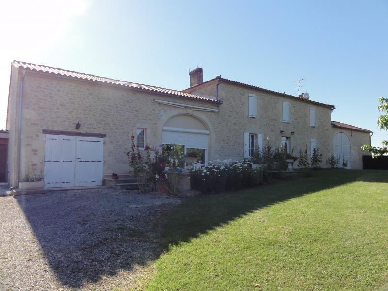 Revenda casa Sauveterre de guyenne 399500€ - Fotografia 1