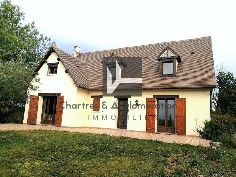 Vente maison / villa Courville sur eure 268200€ - Photo 1