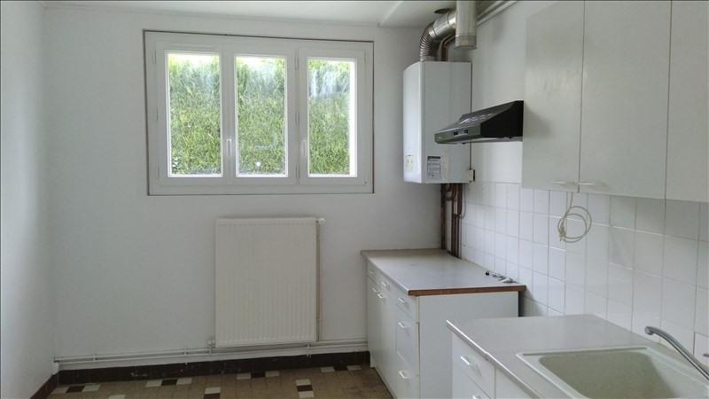 Rental house / villa Villiers sur loir 467€ CC - Picture 1
