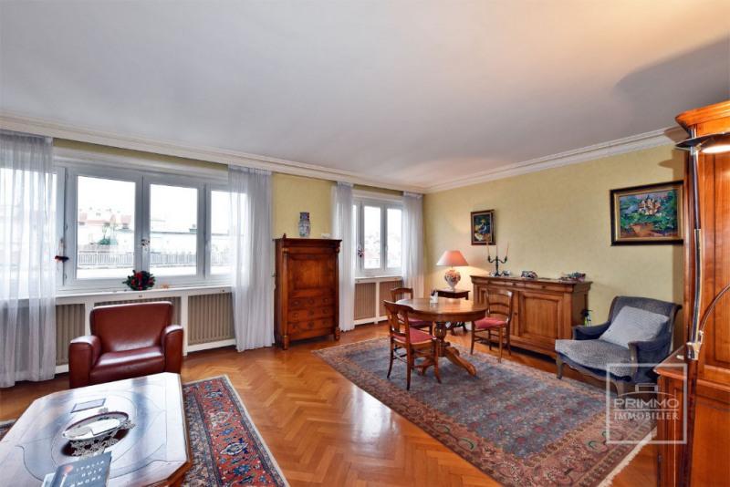 Sale apartment Lyon 6ème 520000€ - Picture 2