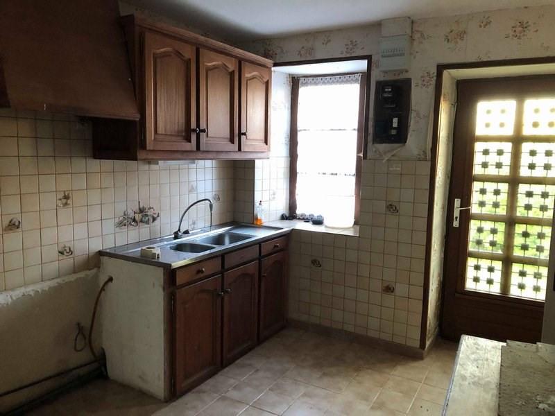 Revenda casa Portbail 84500€ - Fotografia 3
