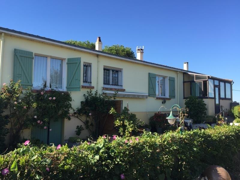 Vente maison / villa St vincent sur jard 187200€ - Photo 3