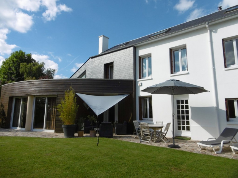 Sale house / villa Belbeuf 394 500€ - Picture 1