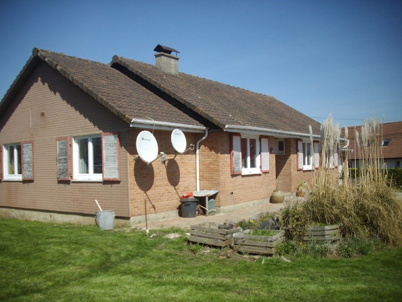 Sale house / villa Prox fauquembergues 125 000€ - Picture 1