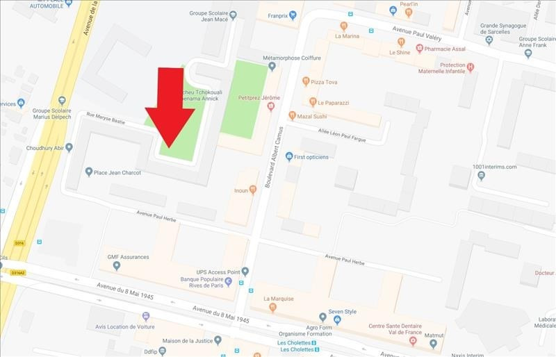 Location parking Sarcelles 55€ CC - Photo 1