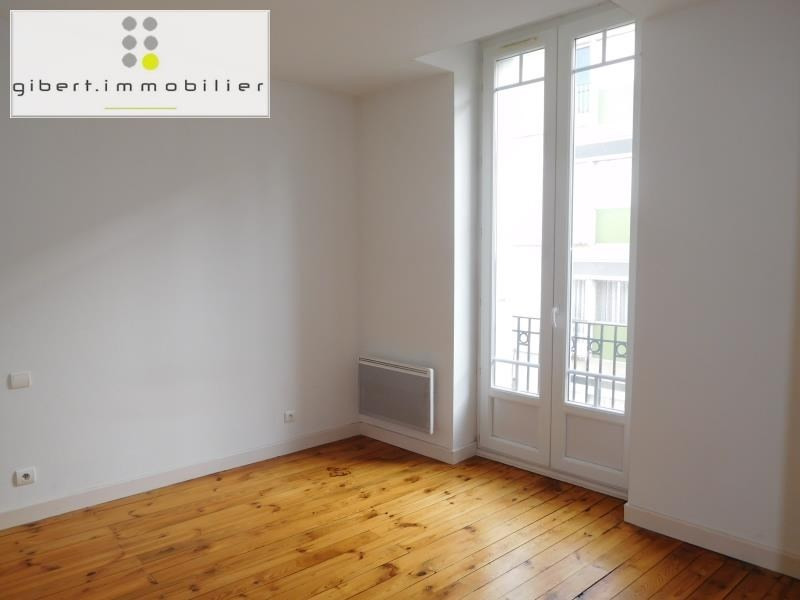 Rental apartment Le puy en velay 431,79€ CC - Picture 1